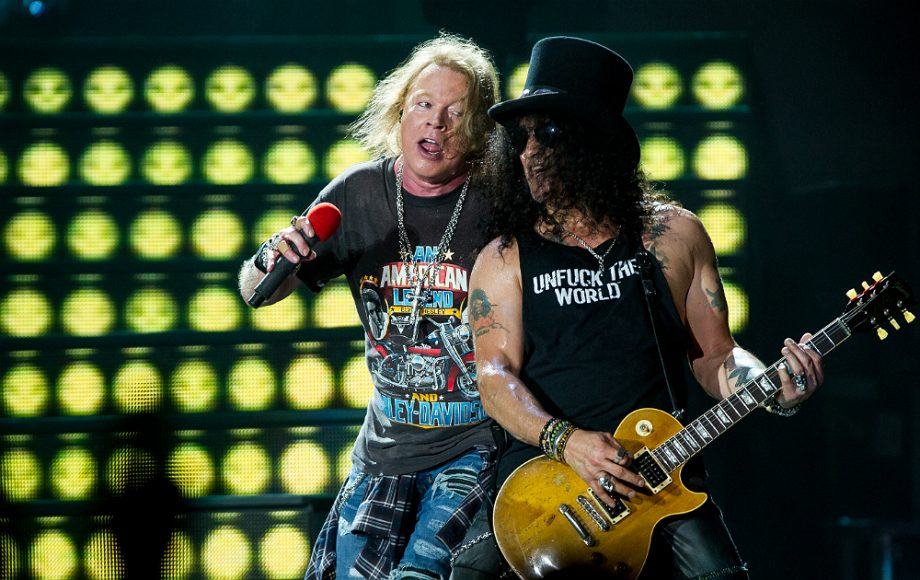 Lyric mr brownstone lyrics : Guns N' Roses play first UK gig under classic line-up in 24 years