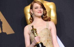 Emma Stone promposal