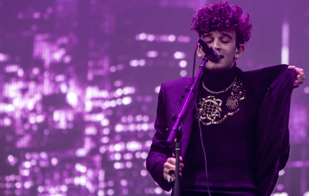 The 1975 Promise To Release New Music This Year Nme