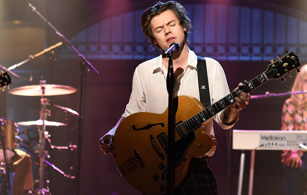Harry Styles Harry Styles Album Review Nme