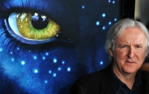 James Cameron at the 2009 premiere of 'Avatar'