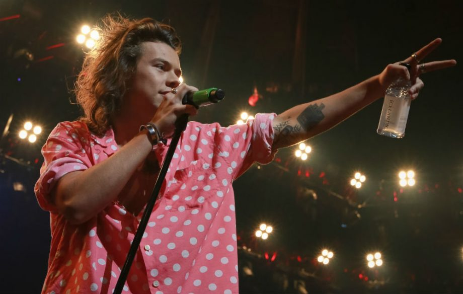 Harry Styles Just Gave His First Solo Interview Here S