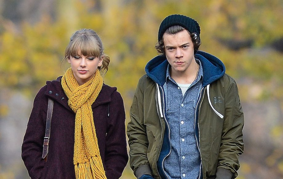 harry styles talks about dating taylor swift Harry styles and taylor swift styles looks back at his relationship with the pop princess and reveals why dating styles is nervous to talk about swift.