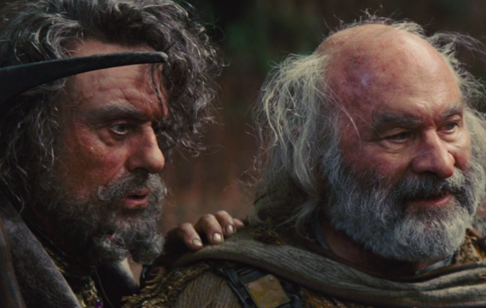 Ian Mcshane Slams His 2012 Movie Snow White And The
