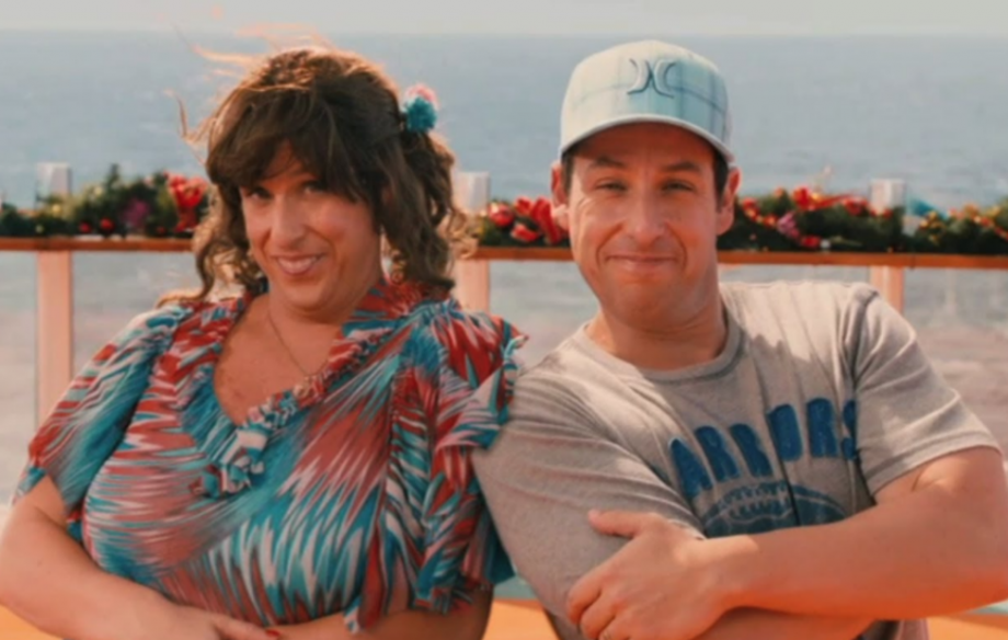 Adam Sandler says his kids don't really like his movies - NME