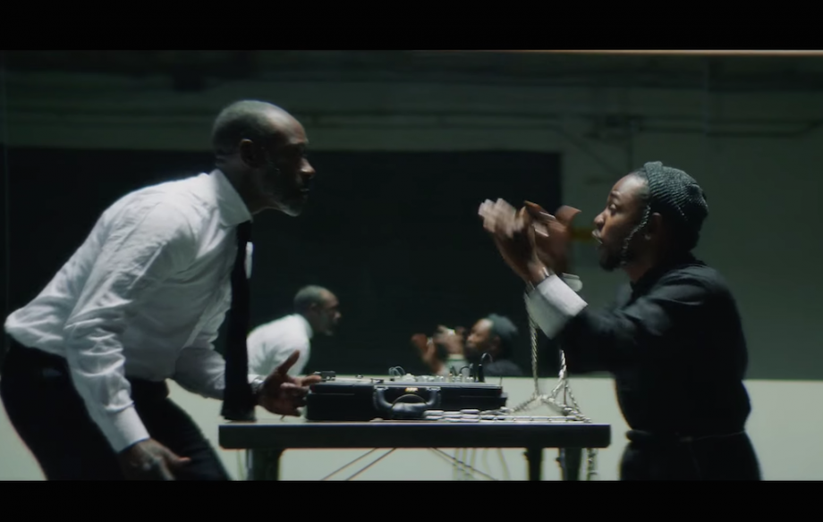 Watch Kendrick Lamar and Don Cheadle rap in an ...