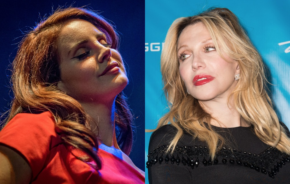 Lana Del Rey And Courtney Love Talk About Their Love Of