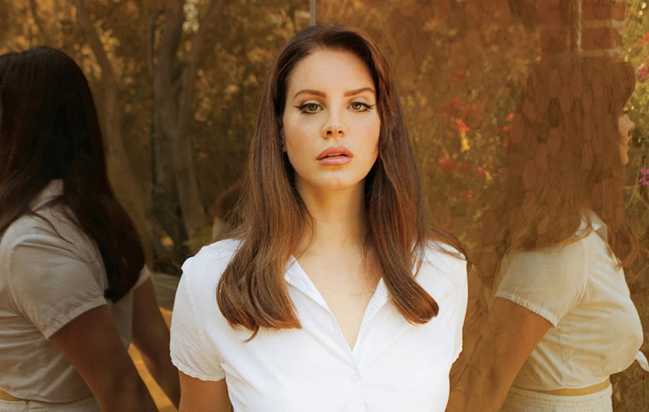 Lana Del Rey Shares Lust For Life Album Cover Nme
