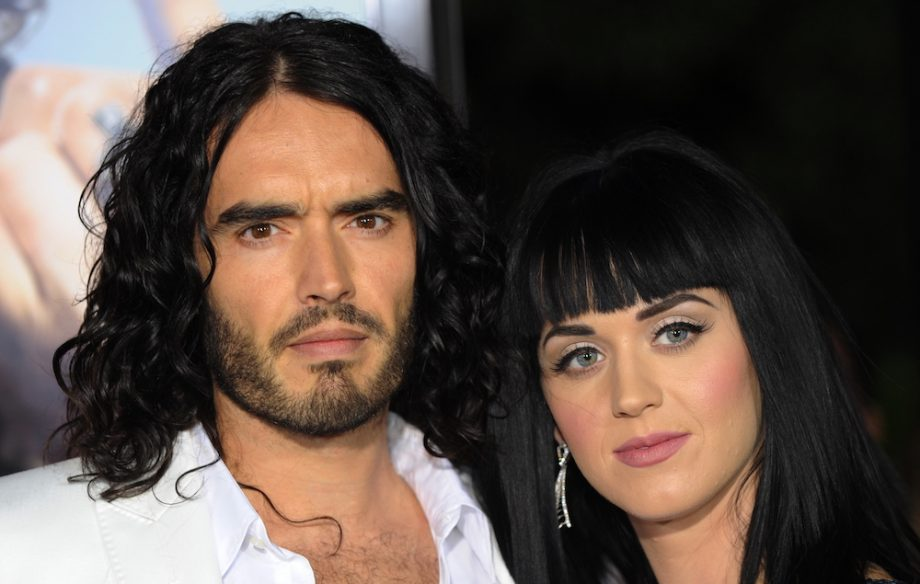 Watch Ellen DeGeneres forget that Katy Perry was married to Russell ...