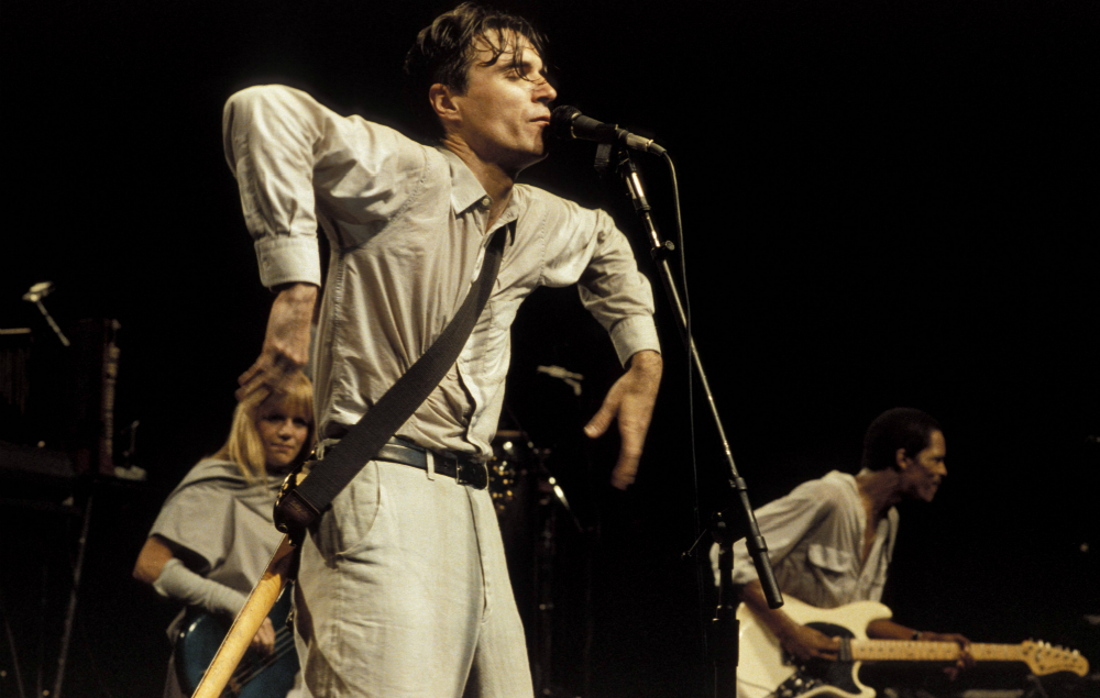 Talking Heads in 1983