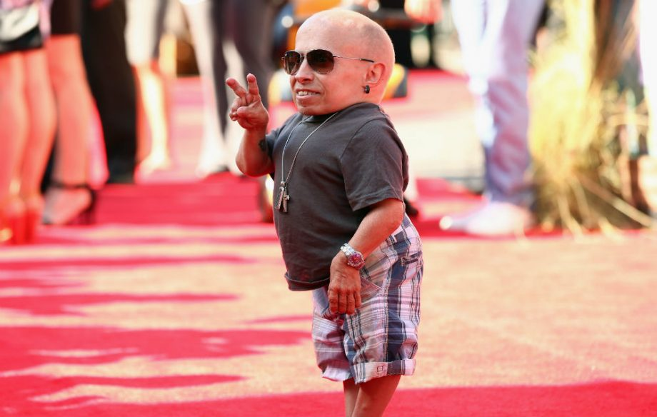 Midget actor verne