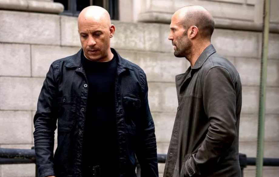Fate Of The Furious Writer Explains The Surprise Change In Jason Statham S Character Nme