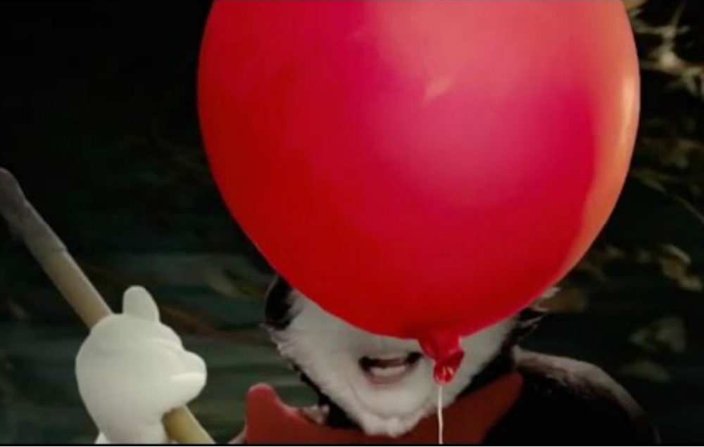 The Cat in the Hat as a Horror Villain