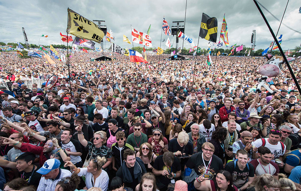 Last Round Of Glastonbury 2017 Resale Tickets Sell Out In