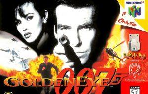 Goldeneye for the N64