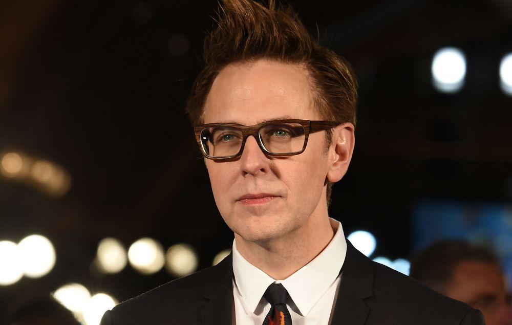 James Gunn Picture: James Gunn Confirms Third 'Guardians Of The Galaxy' Movie