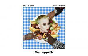 Katy Perry ft. Migos, 'Bon Appetit'