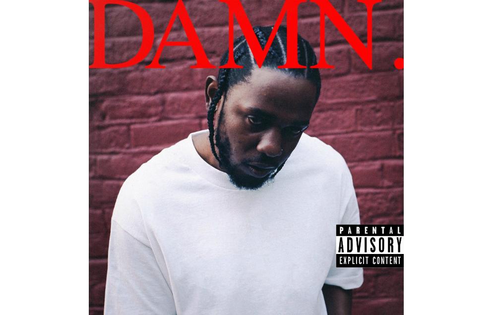 DAMN., Kendrick Lamar - 2 x LP - Music Mania Records - Ghent