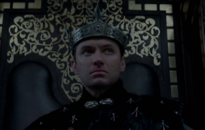 Jude Law in 'King Arthur: Legend of the Sword'