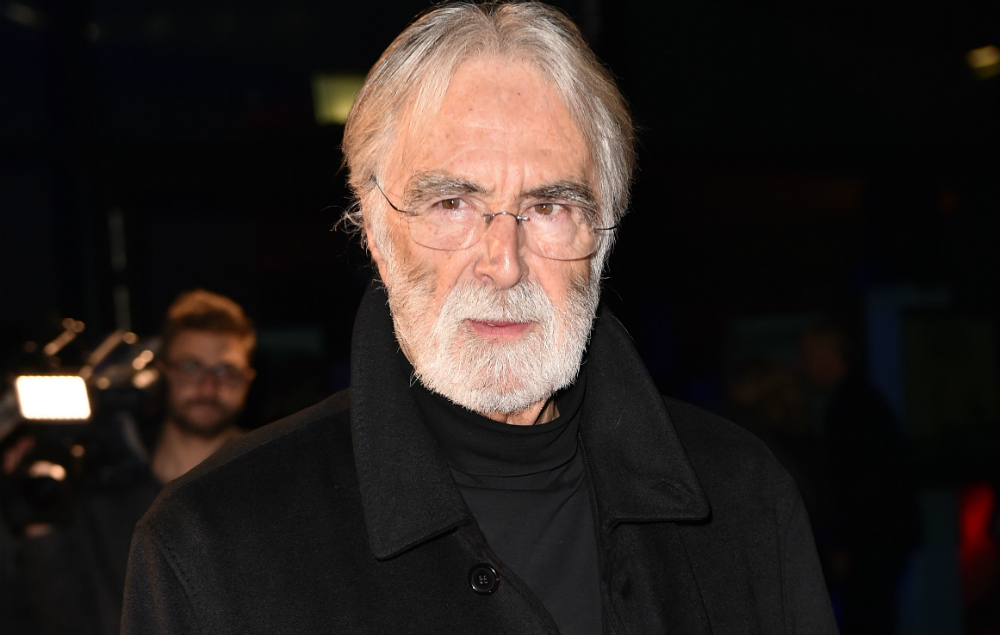 Michael Haneke during the 5th German Director Award Metropolis