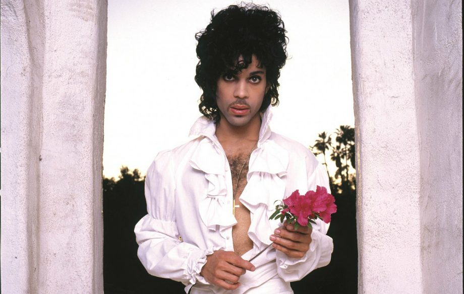 PURPLE RAIN TOUR : PRINCE