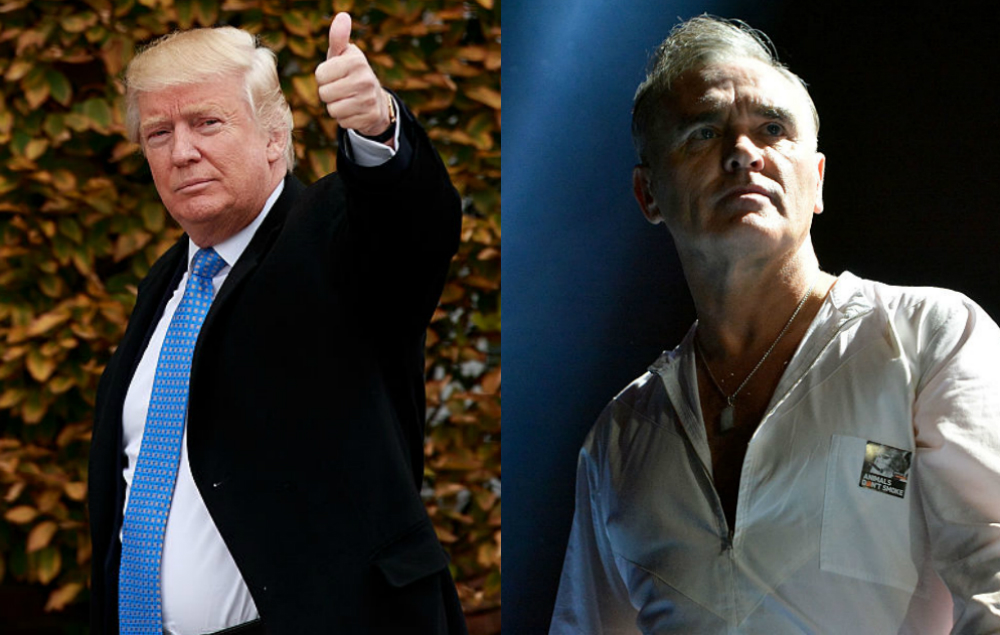 Trump Will Kill America Found Etched On The Smiths