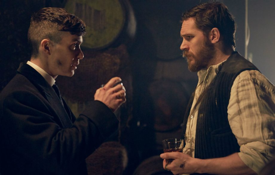 Tom Hardy Seen On Set Of New Series Of Peaky Blinders Nme
