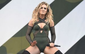 Little Mix Perrie Edwards swear Big Weekend