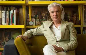 David Byrne new music Brian Eno