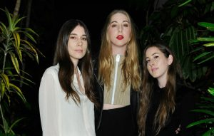 Haim new album SNL