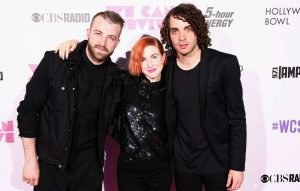 Paramore lawsuit Jeremy Davis