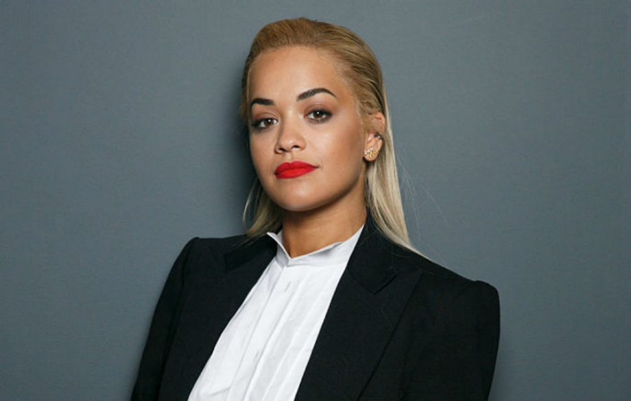 9c5b95b1082a Rita Ora pays tribute to Manchester with  Coming Home  performance ...