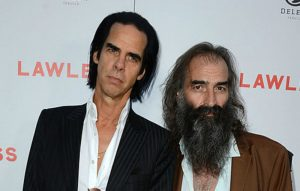 Warren Ellis Nick Cave recording