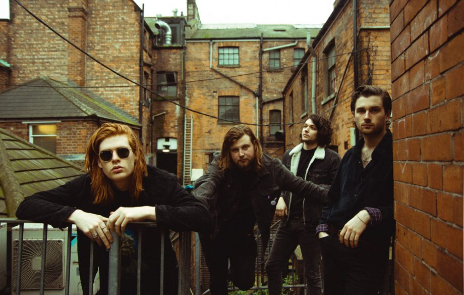 The Amazons: Snarling, back-to-basics rock with huge choruses