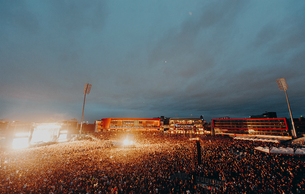 The Courteeners at Old Trafford