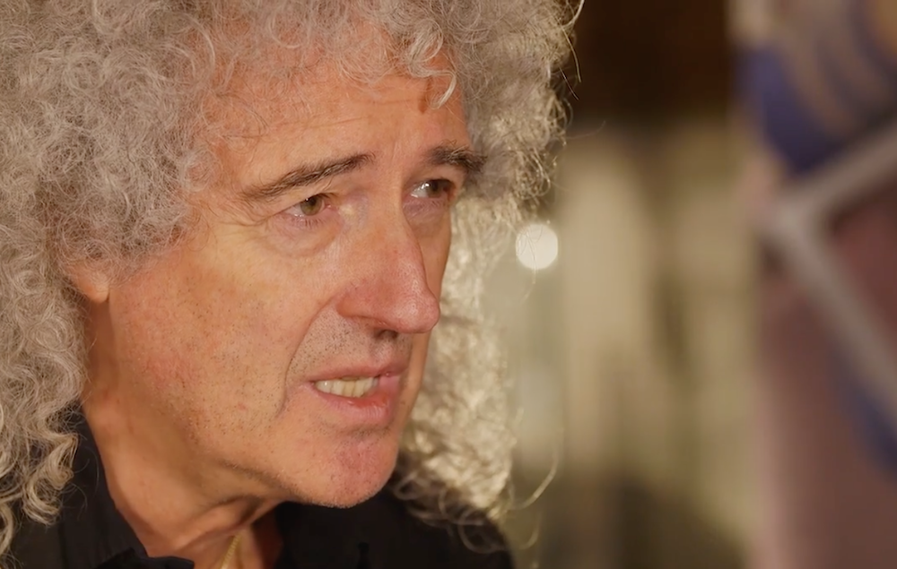 brian may Secret science nerds is a column highlighting the scientists and science advocates hiding in plain sight from musicians to actors to geek icons, a love of science unites them all you.