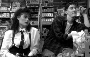 Lisa Spoonauer in Clerks