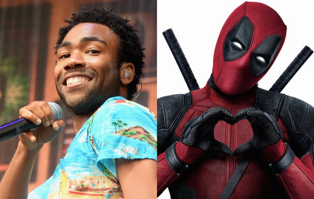 Donald glover is working on a 39 deadpool 39 tv show nme for Dead pool show in jaipur