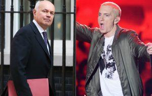 Iain Duncan Smith and Eminem