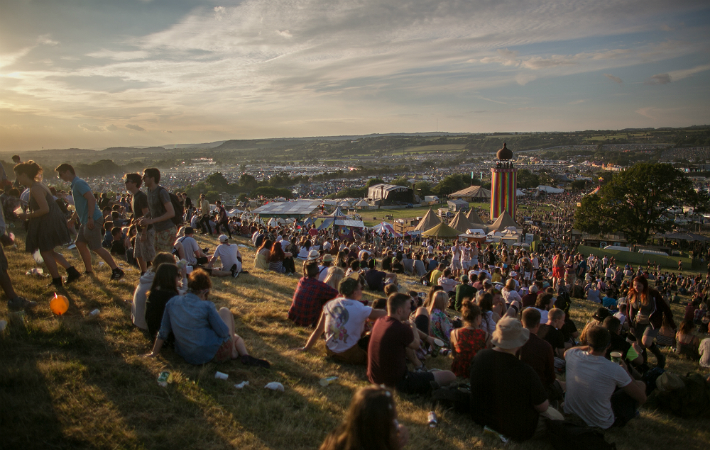 Full Glastonbury 2017 Line Up And Stage Times Revealed Nme