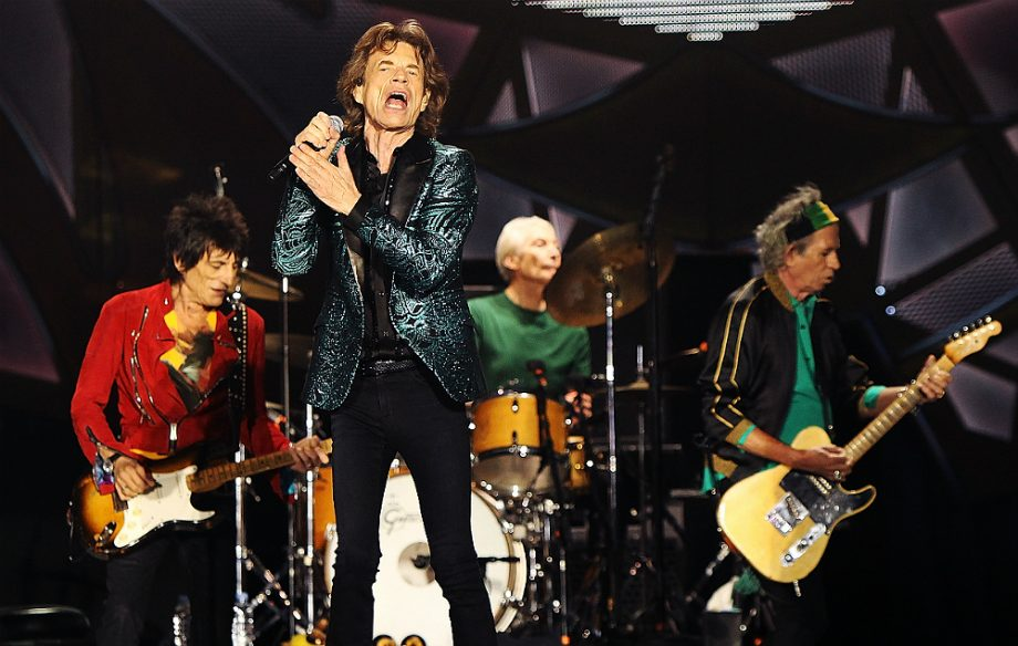Ultimate Stones Band  Tour