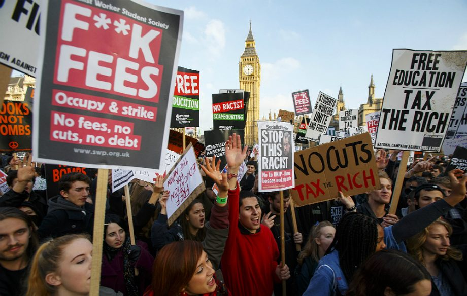 We Need A Radical Re-Think On Who Pays For Tuition Fees
