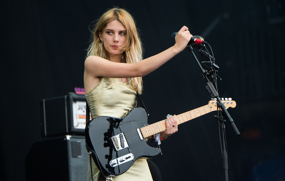 Wolf Alice Are Sending Mysterious Postcards To Fans Nme