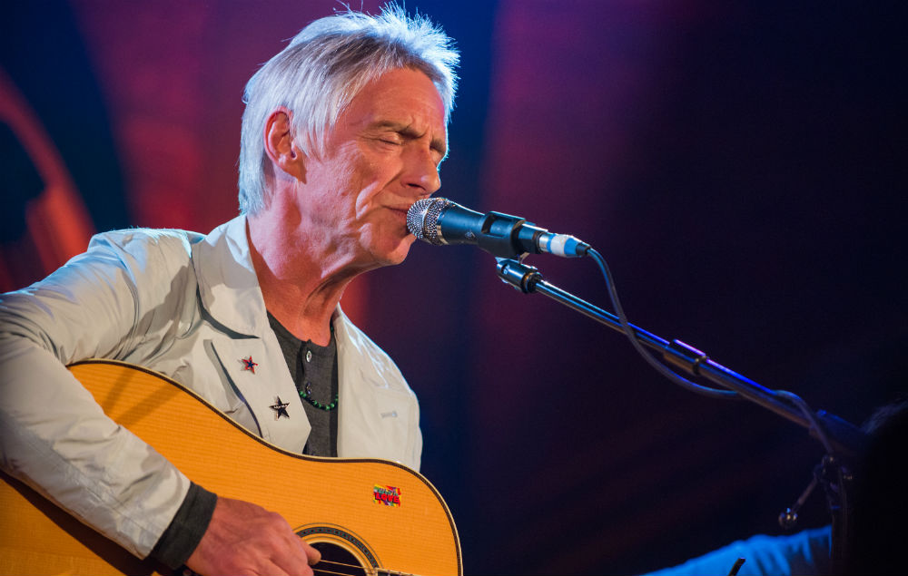 paul weller and noel gallagher have been working on a. Black Bedroom Furniture Sets. Home Design Ideas