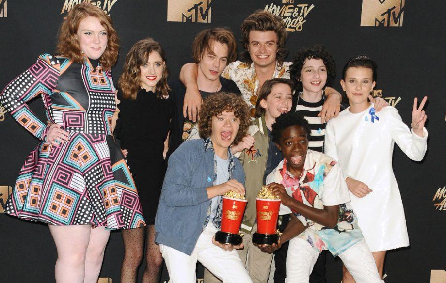 Mtv Movie And Tv Awards 2017 Full Winners List Nme