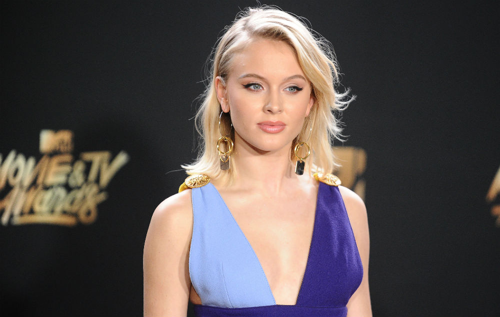Zara Larsson Retracts Criticism Of 13 Reasons Why Nme