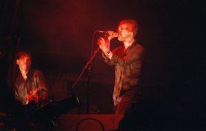 Radiohead live in 1997