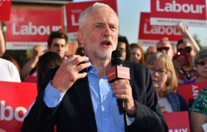 Jeremy Corbyn campaigns in South Yorkshire