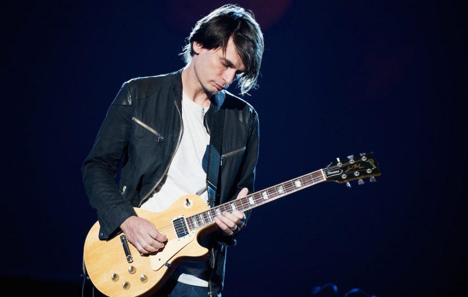 Radiohead's Jonny Greenwood scoring new Joaquin Phoenix film