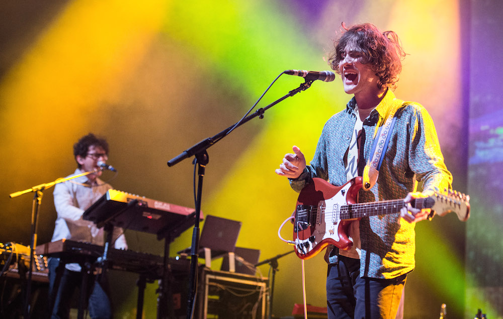 Mgmt In Last Few Days Of Mixing New Album Little Dark